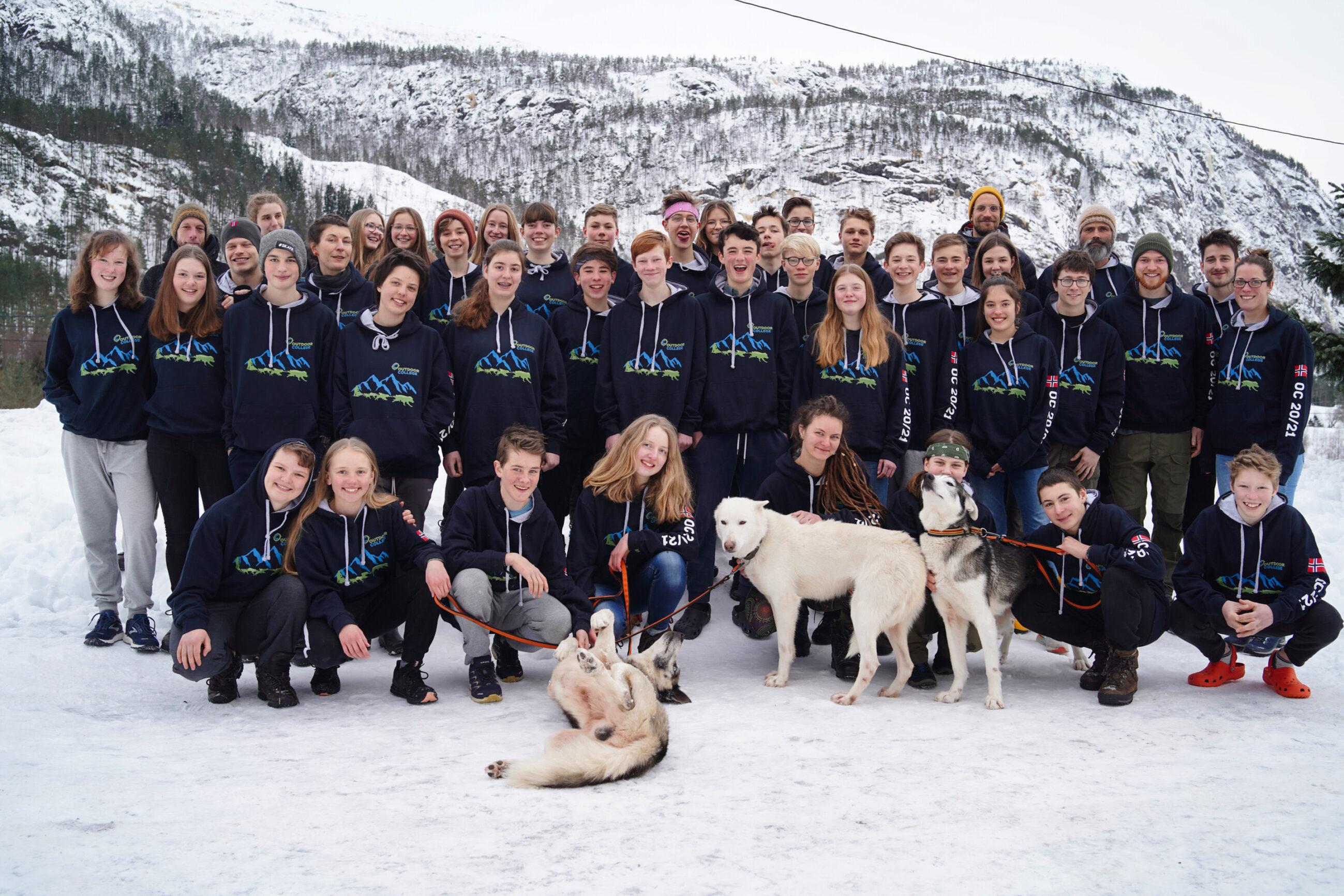 Outdoor College Norwegen
